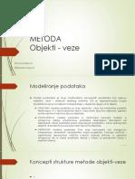Metoda Objekti-Veze
