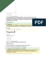 Evaluación Unidad 3 Politica Comercial - Asturias