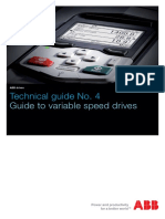Guide to Variable Speed Drives ABB