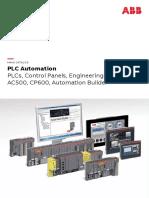 Abb Plc 3adr020077c0204 Rev a Plc Automation
