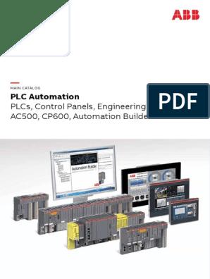 Abb Plc 3adr020077c0204 Rev a Plc Automation | Programmable
