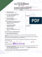 Three more citizens sue government over Kelni GVG deal