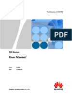 PID Module User Manual Draft D