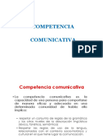 Competencias Comunicativa