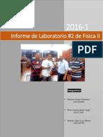 Laboratorio 2 Fisica II - JLG