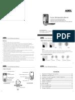 Cerradura Trinity Download Manual