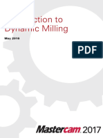 Intro Dynamic Milling
