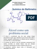 Princípio Químico Do Bafômetro