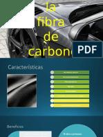 Fibra de Carbono Tecnología de Materiales