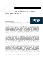 Hiv and Human Rights