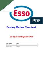 Esso Fawley Site Oscp 2011