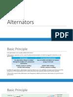 Introduction to Alternators