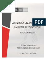 Marco Legal Presupuesto Canorio