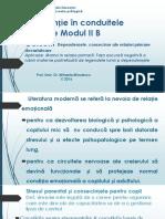 2.0.B Modul II. Relatia primara maternala în adictii