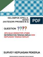 Presentasi KPKU Kelompok
