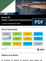 Sesion 2 - Diseño y Estructura Organizacional.pptx