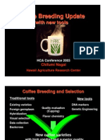 Coffee Breeding