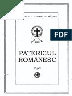 PATERIC ROMANESC