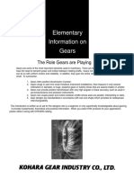 20xx KOHARA GEAR Elementary information on gears.pdf