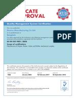 03. DM - ISO 9001 - CARES 2017-2018 EXP. SEP 18