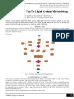 Proposed Smart Traffic Light System Methodology