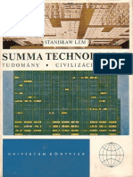 Summa Technologiae - Lem Stanislaw