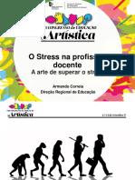 Stress na Profissão docente
