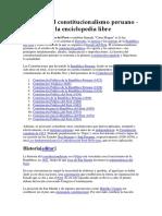 Historia del constitucionalismo peruano.docx