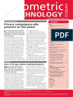 Article Biometrics
