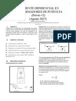 Previo #2 Corriente Diferencial Luis Espinoza IEEE