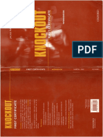 Knockout First Certificate Workbook