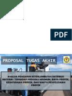 Proposal Tugas Akhir Edit