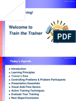 Train the Trainer 3 hour.ppt