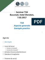 TVA Aspecte Generale Teoretice Si Practice