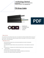 FTTH Drop Cable