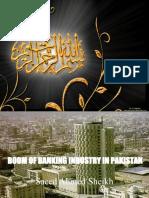 Boom of Banking Industry in Pakistan
