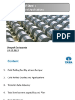 Cold Rolling of Steel - Fundamentals and Applications (Tata Steel)