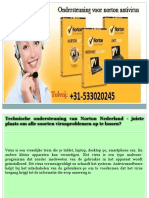 Norton Antivirus Ondersteuning Nederland