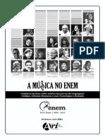 A Musica No Enem 2015