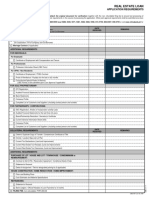 Home Plus Checklist Requirement 12-16