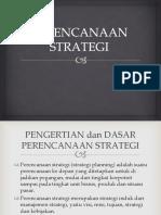 Perencanaan Strategi