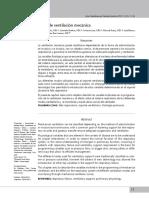 Bases de Ventilacion Mecanica Acta Colom