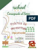 HCS - Practica Pre-escritura