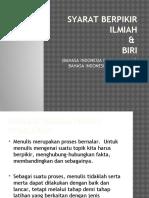 SYARAT BERPIKIR ILMIAH.pptx