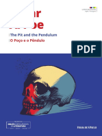 Coleção Inglês Com Clássicos Da Literatura-O Poço e o Pêndulo - Edgar a. Poe