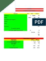 Simha Finance Model