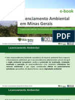 E-Book Licenciamento Ambiental MG