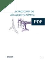 Absorcion Atomica - Impresion