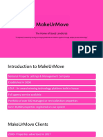 Intro to MakeUrMove