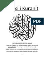 Çelësi i Kuranit